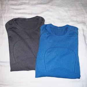 lululemon long sleeve athletic top